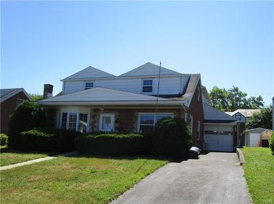 Emmaus Borough Single Family Home Available: 646 Fernwood Street