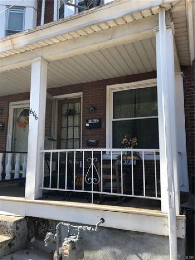 Multi Family Home Available: 606 Hayes Street