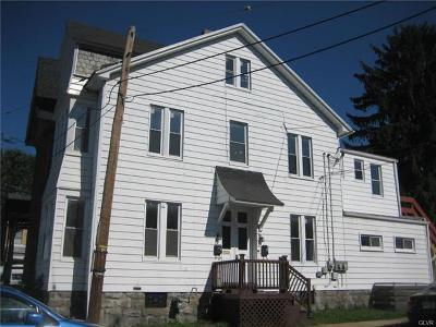Multi Family Home Available: 925 Butler Street