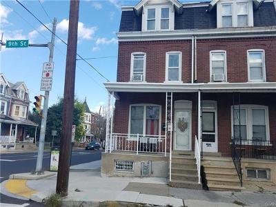 Multi Family Home Available: 647 North 9th Street