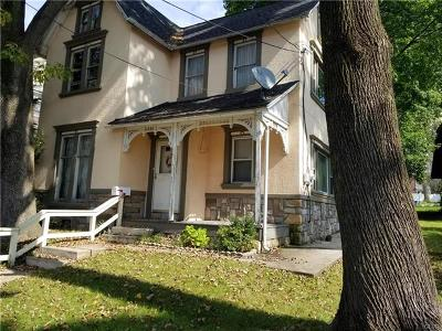 Hellertown Borough Single Family Home Available: 117 Main Street
