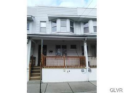 Emmaus Borough Single Family Home Available: 613 Walnut Street