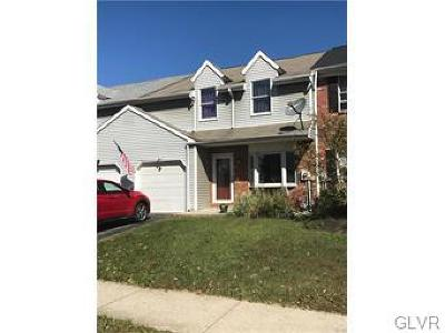 Macungie Borough Single Family Home Available: 359 Village Walk Drive
