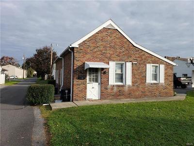 Hellertown Borough Single Family Home Available: 85 Division Street