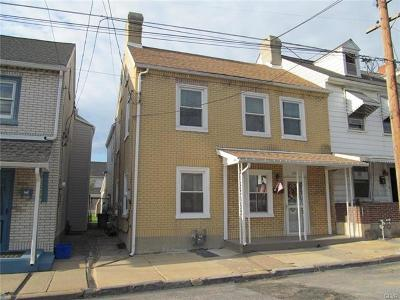 Single Family Home Sold: 208 Church Street *Seller Saved $2,405