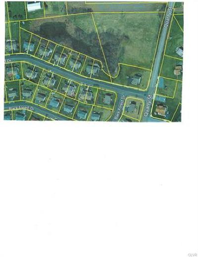 Residential Lots & Land Available: 4511 Quarry Street