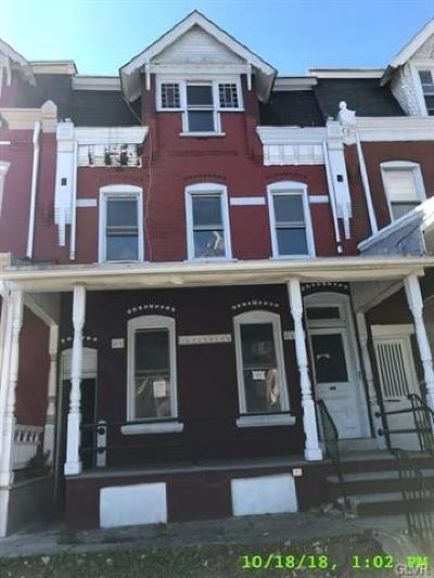 Multi Family Home Available: 706 North 6th Street