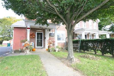 Single Family Home Available: 2511 Burrows Street