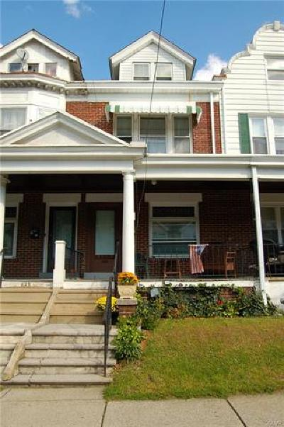 Multi Family Home Available: 627 North 12th Street