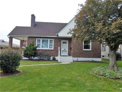 Single Family Home Available: 1506 Laubach Avenue
