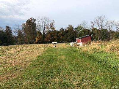 Residential Lots & Land Available: 481 Filetown Road