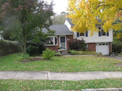 Allentown City Single Family Home Available: 2516 South Lumber Street
