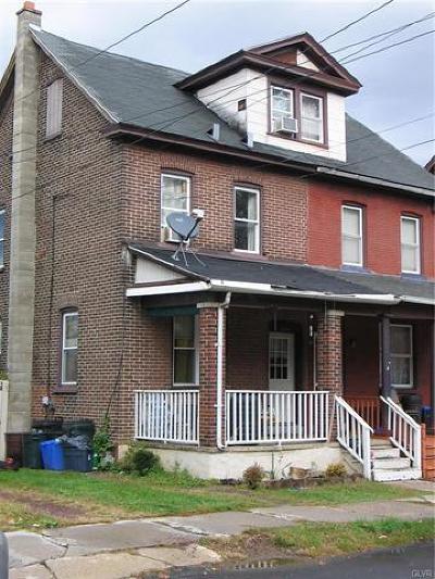 Bethlehem City Single Family Home Available: 229 Crest Avenue