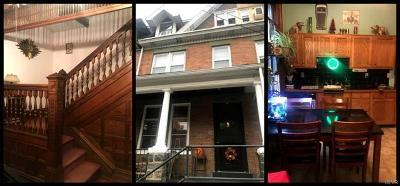 Bethlehem City Single Family Home Available: 432 Cherokee Street