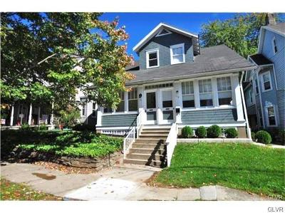 Nazareth Borough Single Family Home Available: 111 South New Street