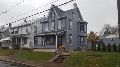 Single Family Home Available: 819 Washington Avenue