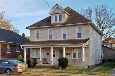 Multi Family Home Available: 2336 Butler Street