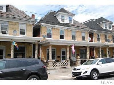 Single Family Home Available: 1229 Spring Garden Street