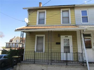 Single Family Home Available: 1035 East Alley Street