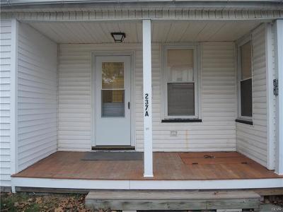 Easton Single Family Home Available: 237 Folk Street #A