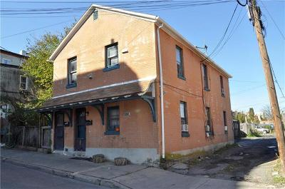 Multi Family Home Available: 35 West Liberty Street