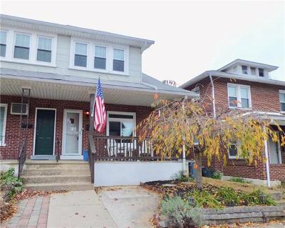 Emmaus Borough Single Family Home Available: 177 Elm Street