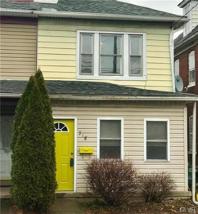 Single Family Home Available: 918 South 24th Street
