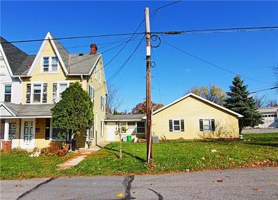 Allentown City Single Family Home Available: 1867 Chapel Avenue
