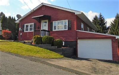 Single Family Home Available: 854 Summit Street