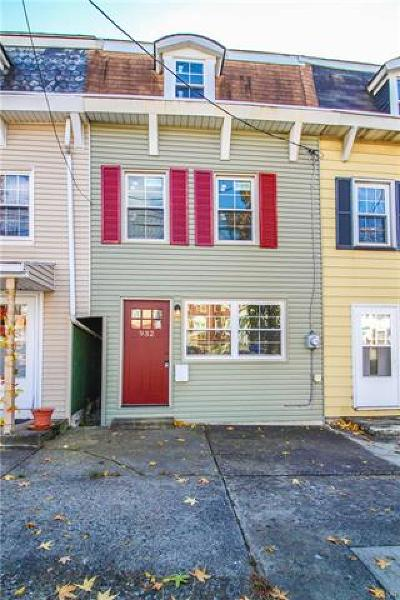 Single Family Home Available: 932 Butler Street