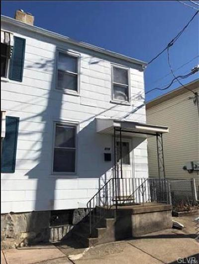 Single Family Home Available: 216 South 12th Street