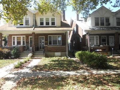 Allentown City Single Family Home Available: 1028 North 21st Street