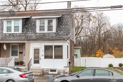 Hellertown Borough Single Family Home Available: 118 Front Street