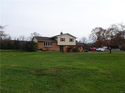 Lehigh Township PA Single Family Home Available: $269,900