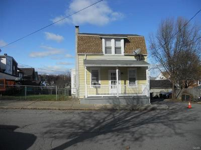 Multi Family Home Available: 801 Sioux Street