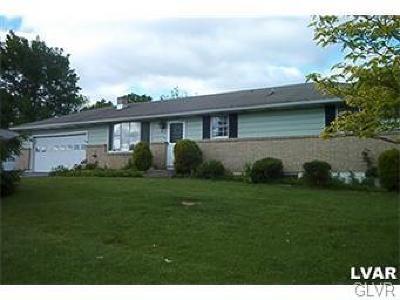 Single Family Home Avail w/Contingency: 3450 Nazareth Road