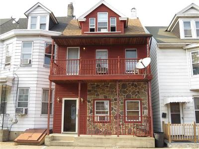 Multi Family Home Available: 1223 Washington Street