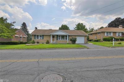 Northampton Borough Single Family Home Available: 618 East 10th Street