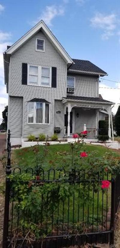 Single Family Home Available: 509 5th Street