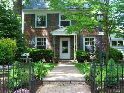 Easton Single Family Home Available: 1435 Spring Garden Street
