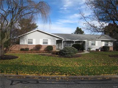 Emmaus Borough Single Family Home Available: 935 Donald Drive