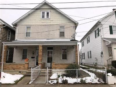 Northampton Borough Single Family Home Available: 455 East 11th Street