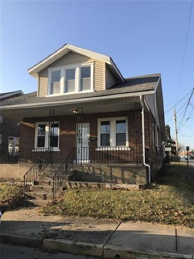 Emmaus Borough Single Family Home Available: 517 Seem Street