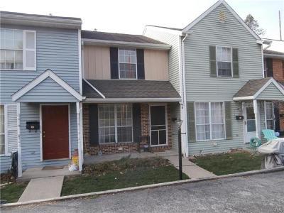 Emmaus Borough Single Family Home Available: 1325 Pennsylvania