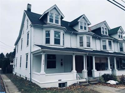 Allentown City Single Family Home Available: 1976 South 5th Street