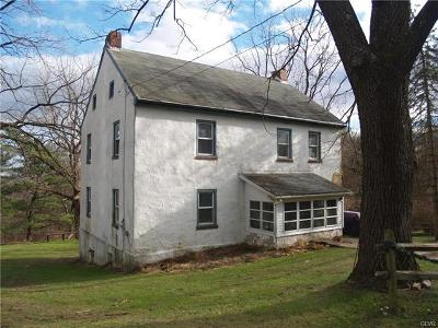 Single Family Home Available: 2845 County Line Road