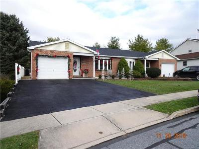 Coplay Borough PA Single Family Home Available: $189,900