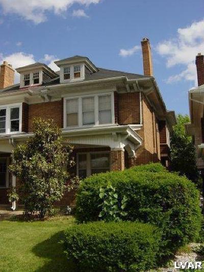 Single Family Home Available: 1912 West Hamilton Street