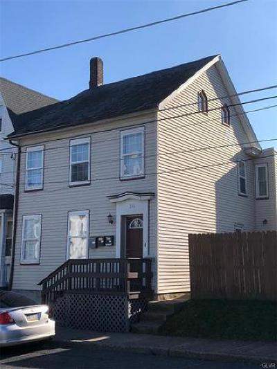 Multi Family Home Available: 246 West St Joseph Street