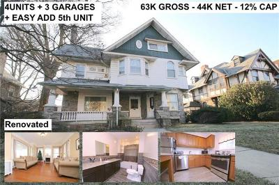 Multi Family Home Available: 1412 West Hamilton Street
